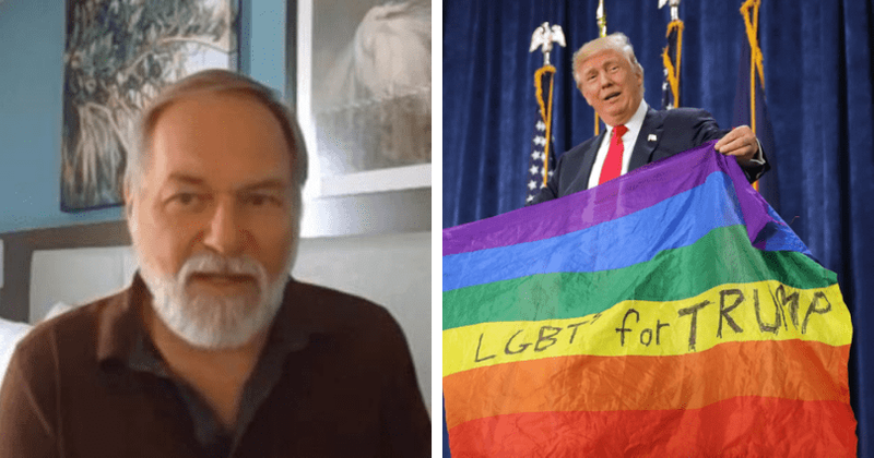 Who is Scott Lively? Anti-LGBTQ pastor says Donald Trump was too pro-gay so God removed him from presidency