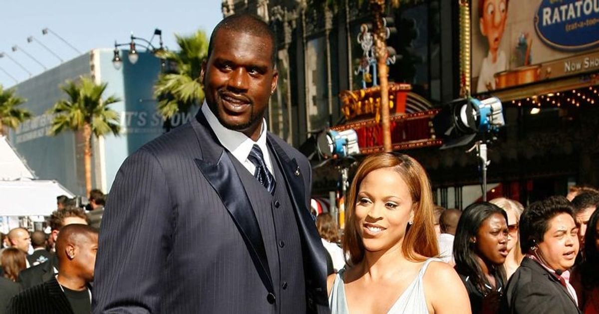 Wife shaquille oneal Shaquille O'Neal