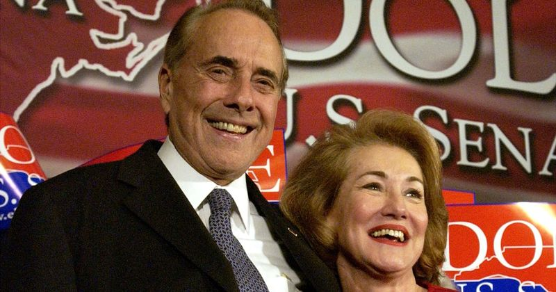 Who is Bob Dole's wife Elizabeth? A look at their careers as he's diagnosed with stage 4 lung cancer at 97