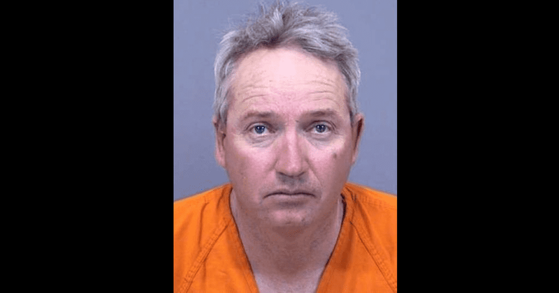Who is Ryan Bryson? Arizona man who yelled 'get a f**king job' at families waiting in food drive line arrested