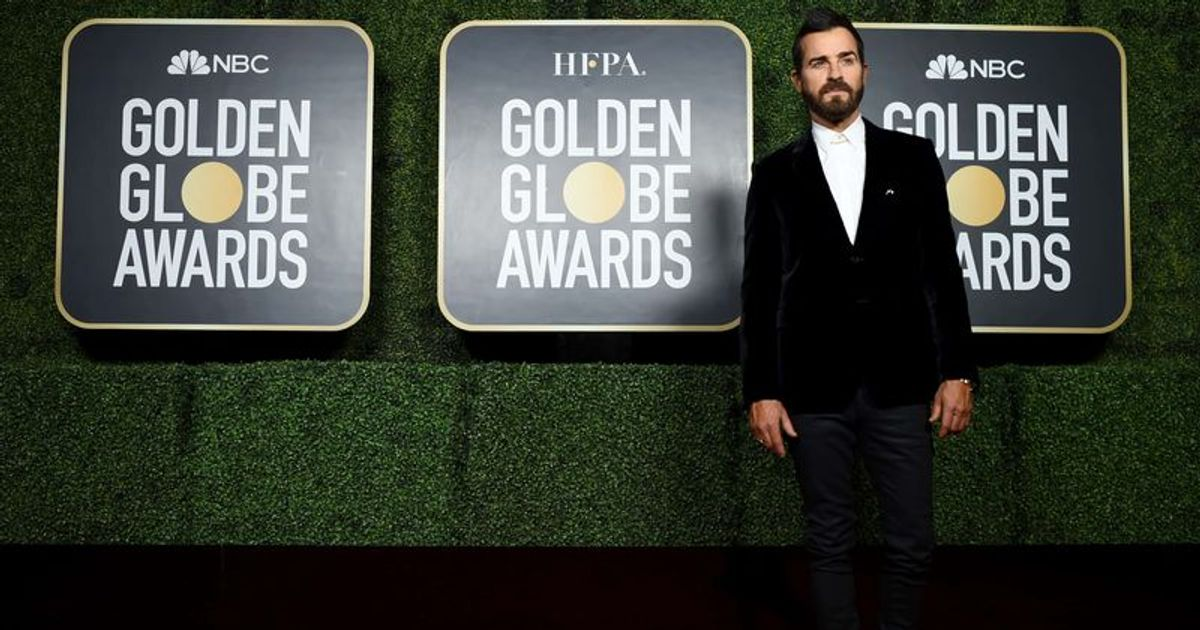 Golden Globes 2021: Justin Theroux Rocks High-Heeled Boots & He's Left Our Jaws Dropped!