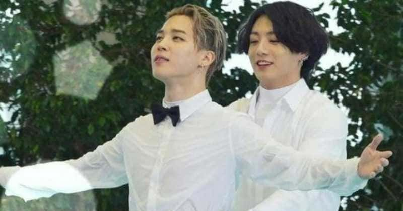 Jikook as 'Kate Minslet and Leonardo Jungcaprio' in wet shirts on 'Run BTS' preview gives fans 'heart attack'