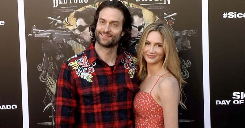 Who is Chris D'Elia's girlfriend Kristin Taylor? Comedian allegedly had sex with a minor and 'demanded nudes'