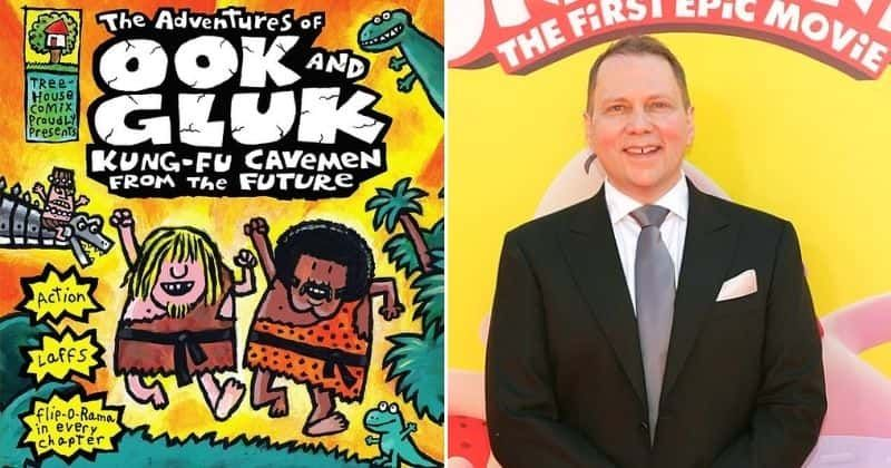 Is Captain Underpants spinoff 'racist'? Scholastic CANCELS book over Asian stereotypes and Kung-Fu master