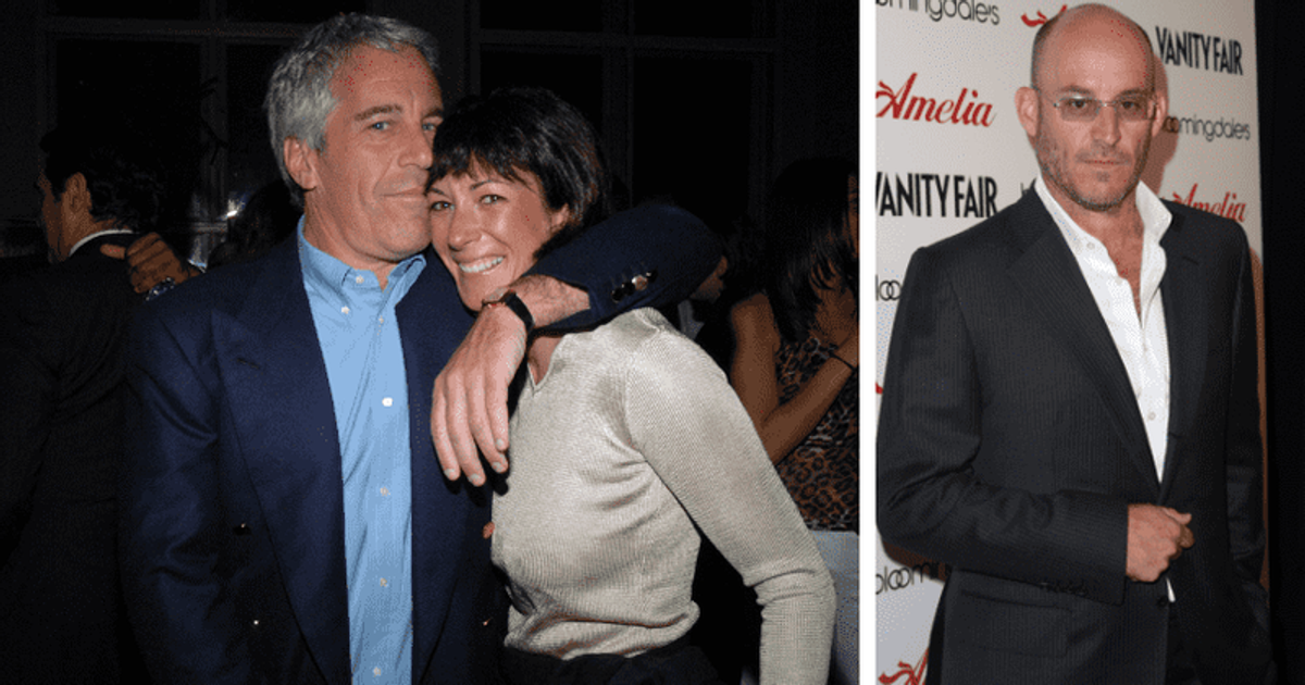 Ghislaine Maxwell's love life: From Epstein to Ted Waitt, disgraced  socialite has history of dating rich men | MEAWW