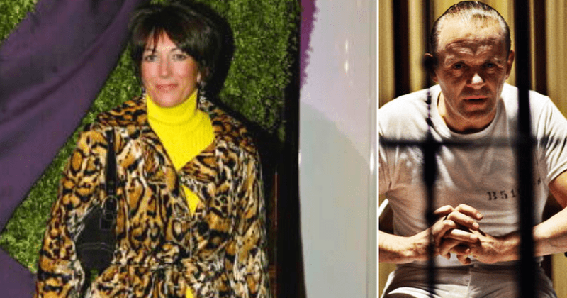 Ghislaine Maxwell claims prison conditions are fit for serial killer: 'I'm treated worse than Hannibal Lecter!'