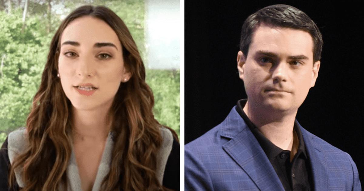 Shapiro abigail Ben Shapiro