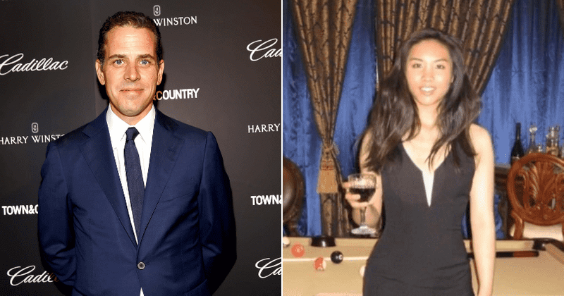 PHOTOS: Hunter Biden had relations with a likely Chinese spy