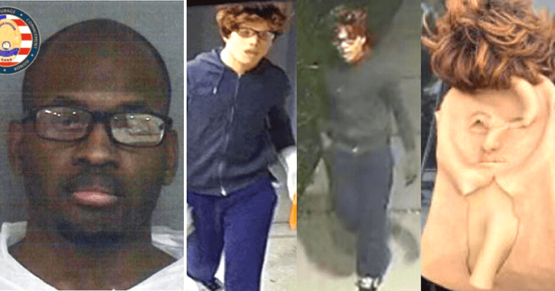 Who is Rockim Prowell? LA home burglaries linked to Black suspect disguised as White male with lifelike mask