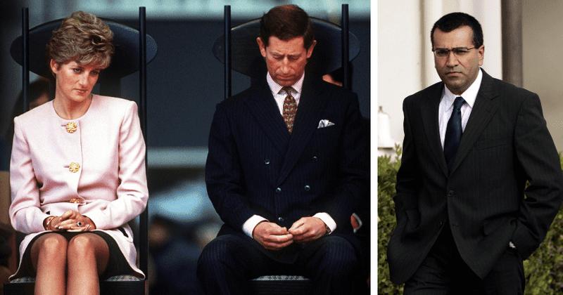 Did Martin Bashir cause Princess Diana and Charles divorce ...