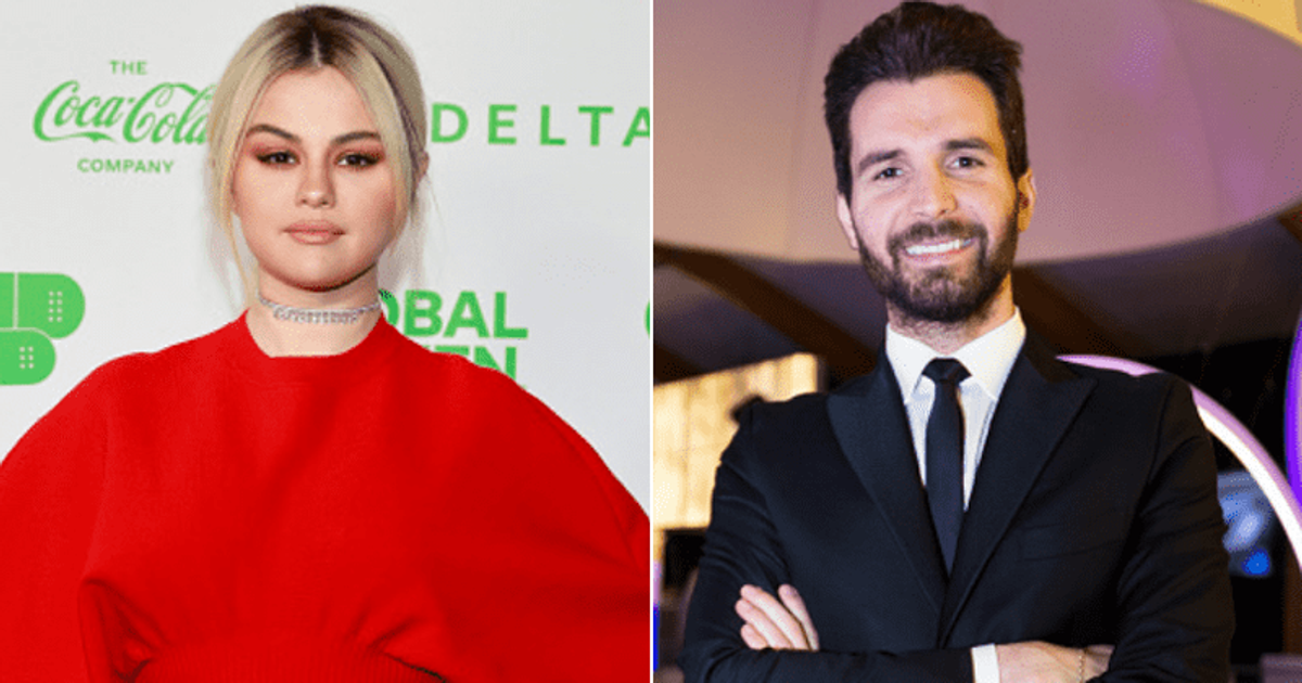 Is Selena Gomez dating Andrea Iervolino? Duo spotted again after Italian  getaway   MEAWW