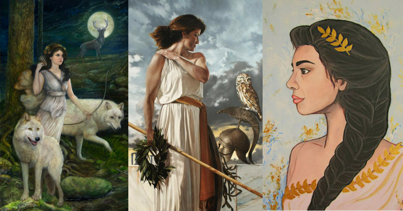 Which Greek/Roman goddess do you resemble the most?