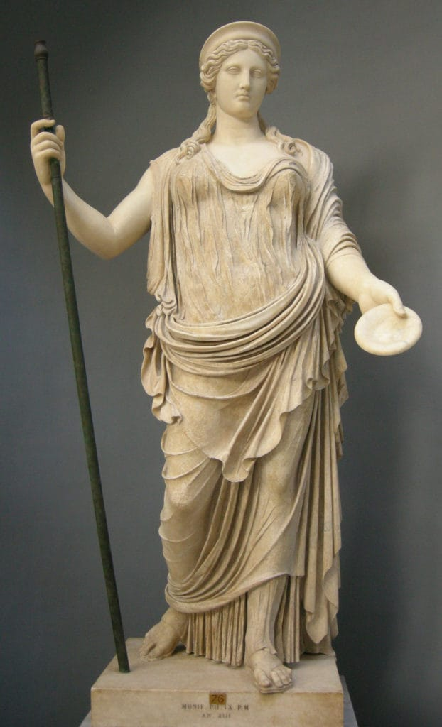 Which Greek/Roman goddess do you resemble? 6