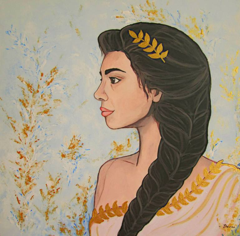 Which Greek/Roman goddess do you resemble? 9
