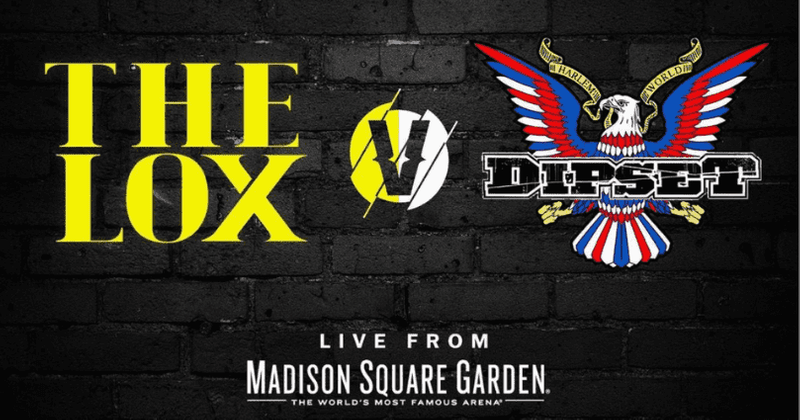 The Lox Verzuz Dipset: When and how to watch battle at Madison Square  Garden | MEAWW