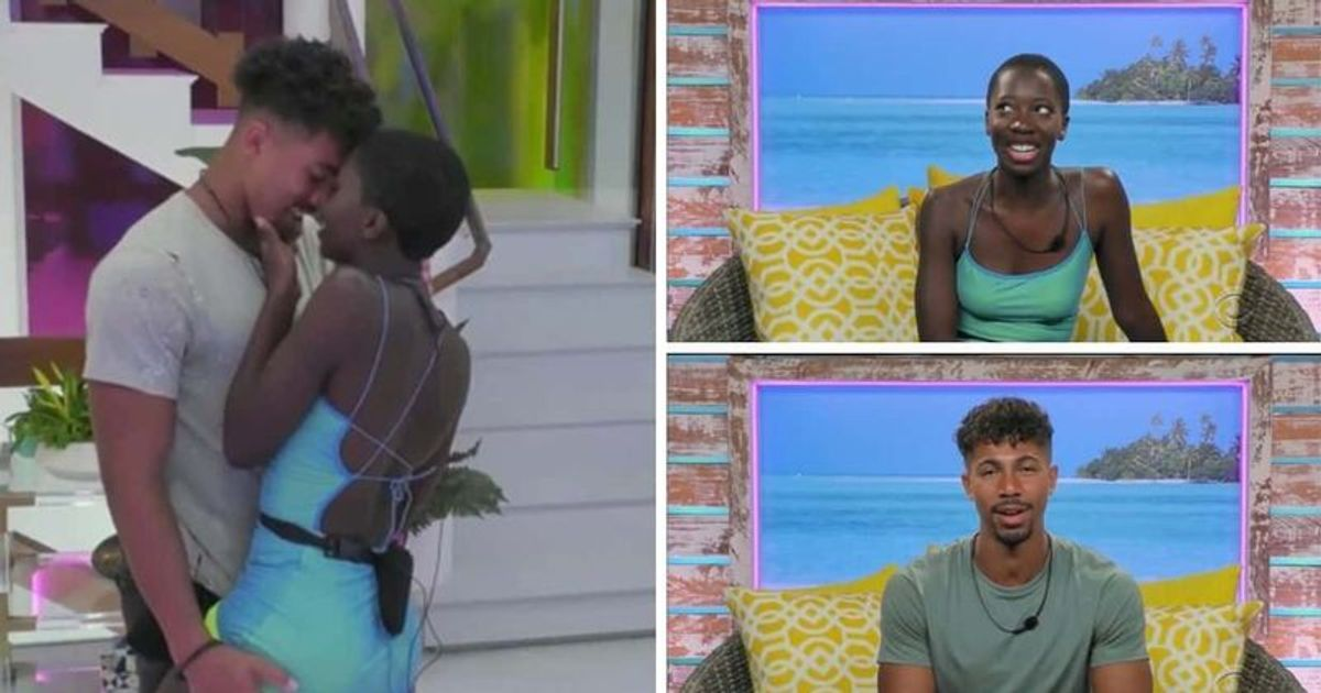 Cashay and Isaiah share a steamy kiss, 'Love Island' followers say he is 'falling in love'