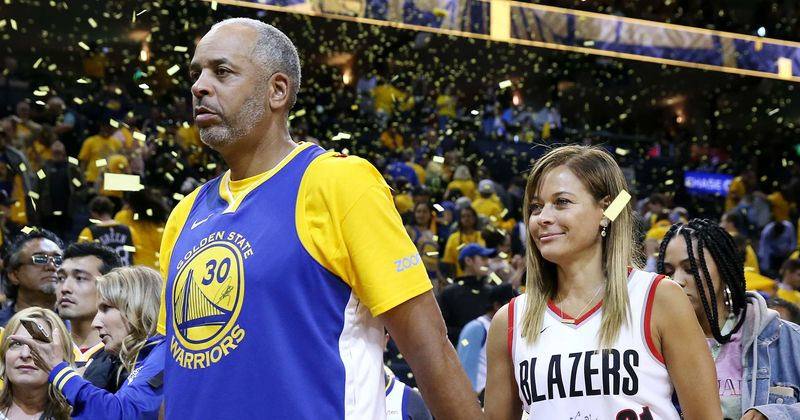 Steph Curry's mom Sonya was once falsely rumored to be cheating on husband Dell Curry
