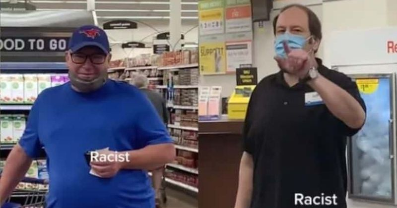Black woman accuses 2 White men of harassing her at Dallas supermarket in viral video