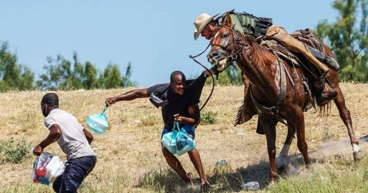 Jen Psaki calls possible use of whips by Border Patrol on Haitian migrants 'horrific'