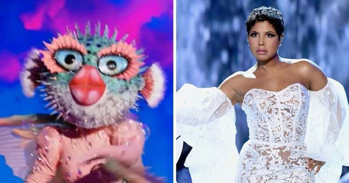 Living Legend Toni Braxton Got Booted From The Masked Singer!?