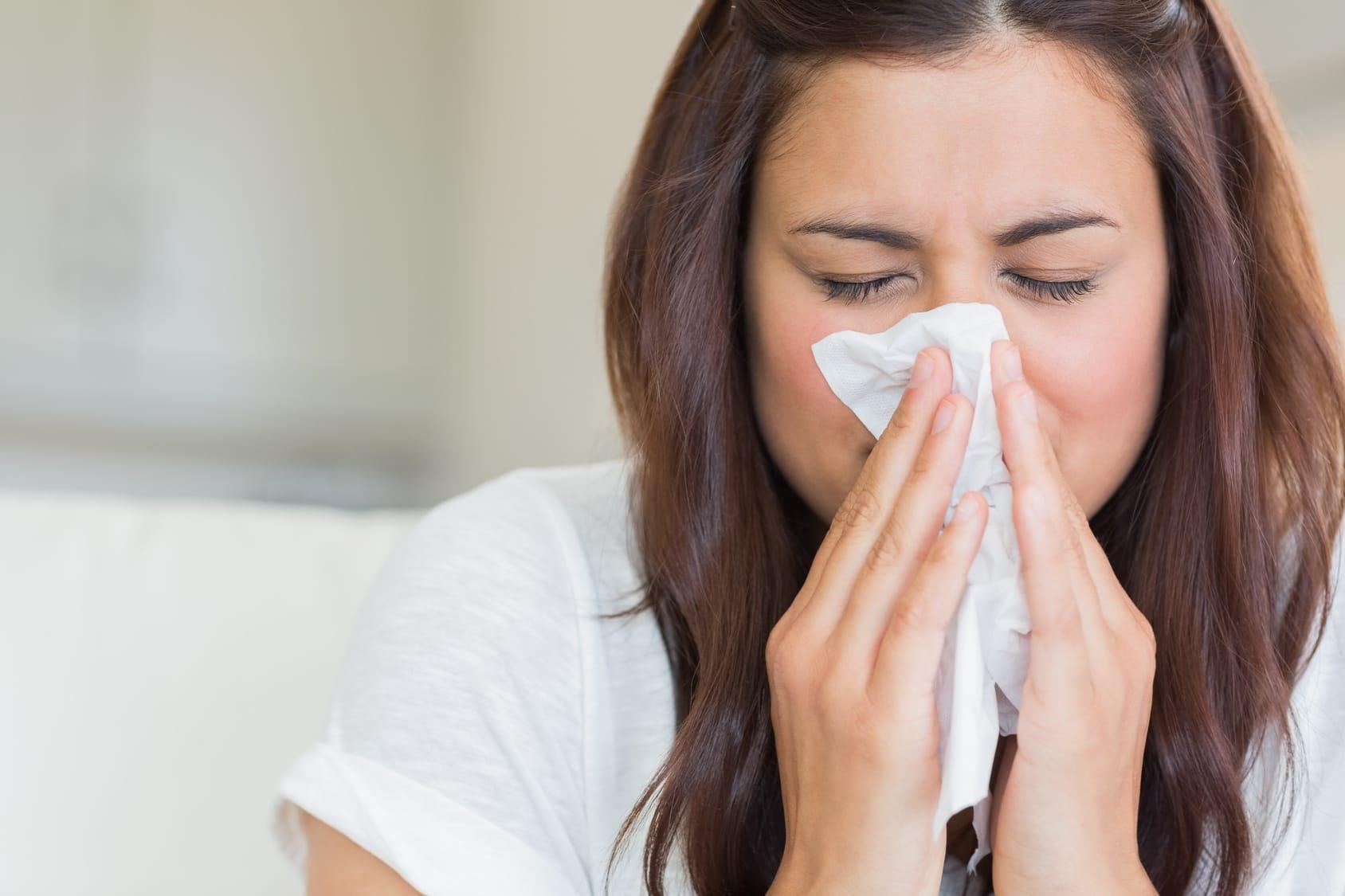 Как вылечить аллергию в домашних условиях 13