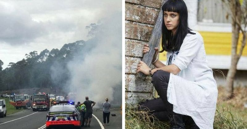 'Home and Away' star Jessica Falkholt is fighting for her life after deadly car crash