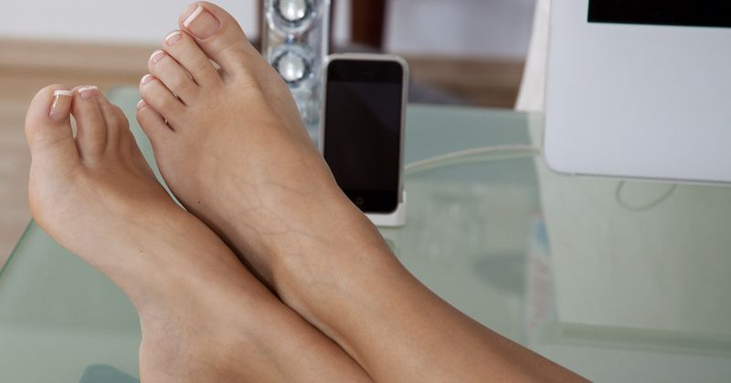 10 things your feet are trying to tell you about your health