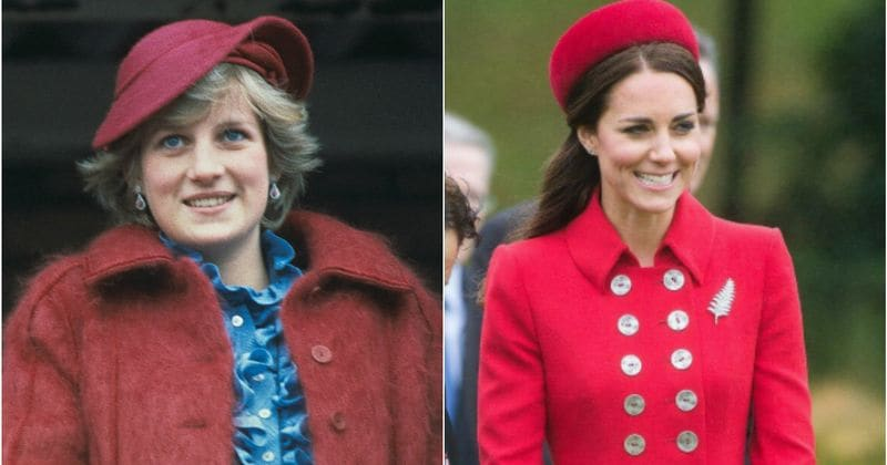 As Kate Middleton turns 36, she's beginning to channel more and more of the much-loved Princess Diana