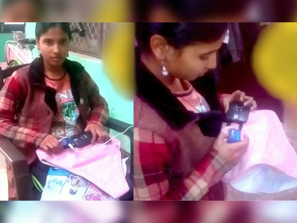 Indian girl builds anti-rape underwear with video recorder ...