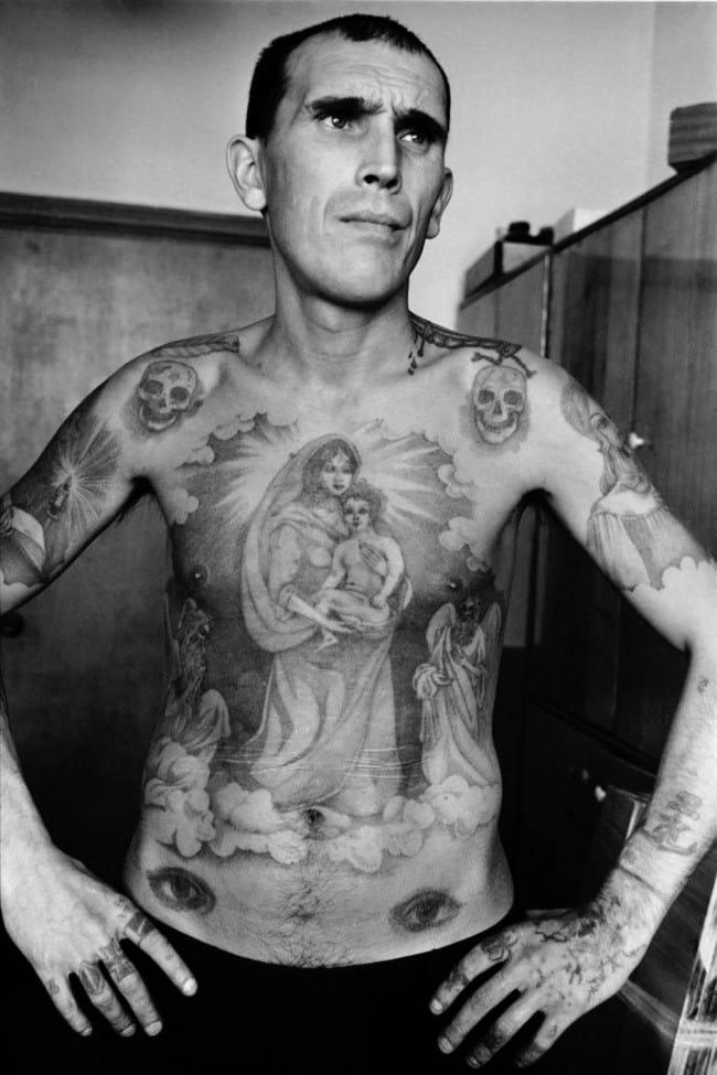 15 Więziennych Tatuaży I Ich Znaczenie Zdziwisz Się Dlaczego