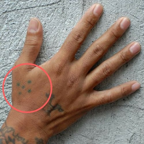 15 Więziennych Tatuaży I Ich Znaczenie Zdziwisz Się