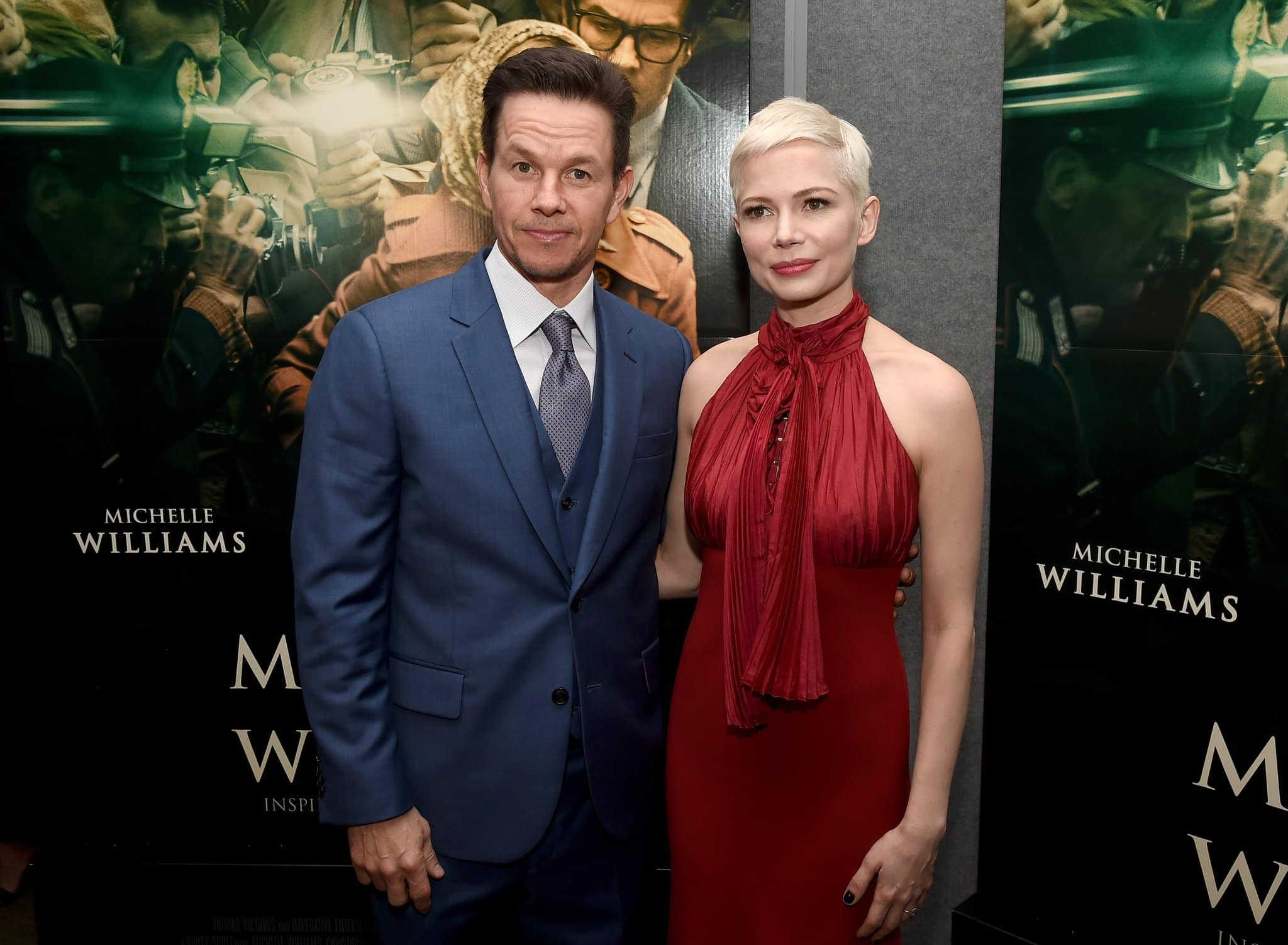 marck wahlberg, michelle williams