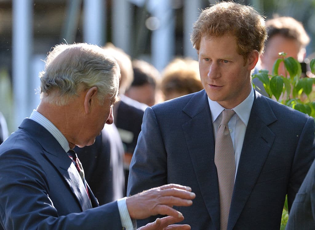 harry and charles