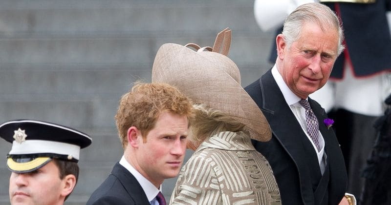 Prince Harry clashes with dad Prince Charles over upcoming wedding reception details