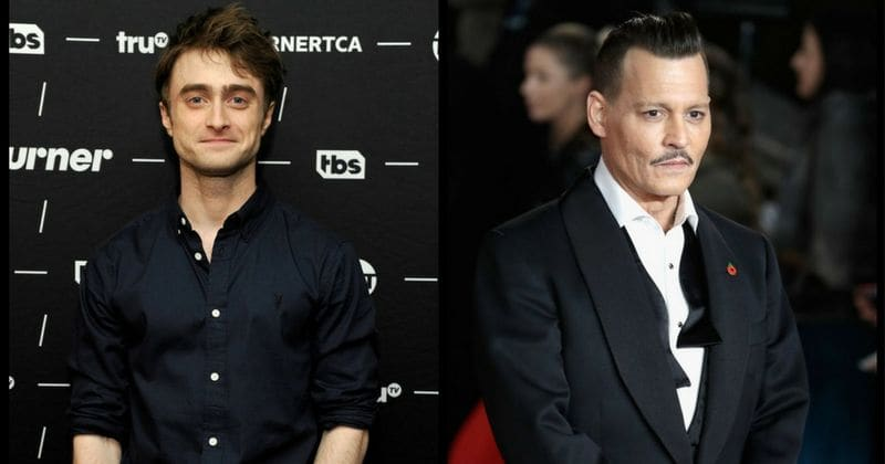 Harry Potter actor Daniel Radcliffe breaks his silence on Johnny Depp casting controversy