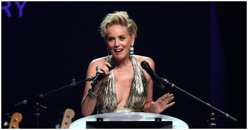 Sharon Stone was asked if she was ever sexually abused in Hollywood; her answer is heartbreaking