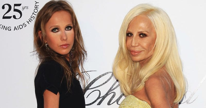 The tragic tale of Donatella Versace's daughter Allegra