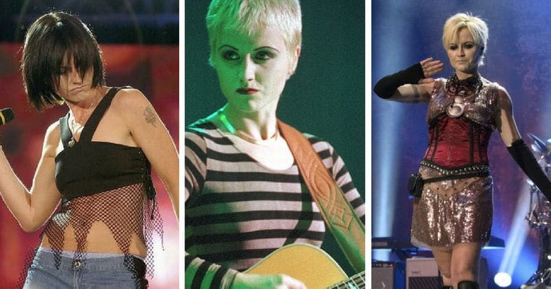 Why Dolores O'Riordan was a style icon like no other - her journey in photographs