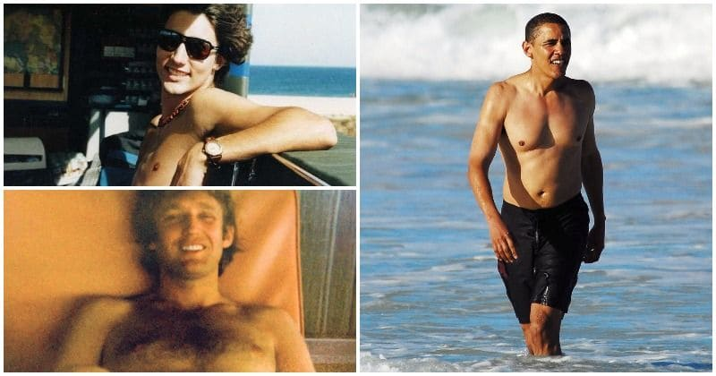 Vote with your hearts: The hottest male politicians...shirtless!