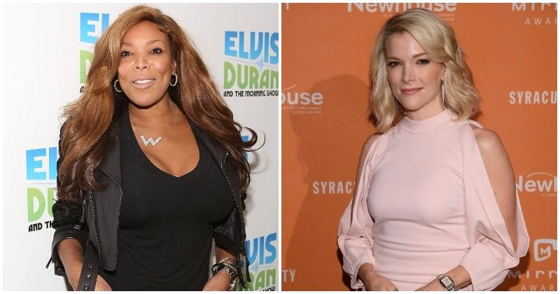 Wendy Williams slams Megyn Kelly for her dig on Jane Fonda, says she did it for ratings