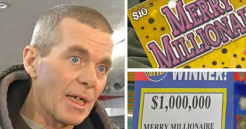 Unlucky 51-year-old man dies just three weeks after winning a $1 million lottery