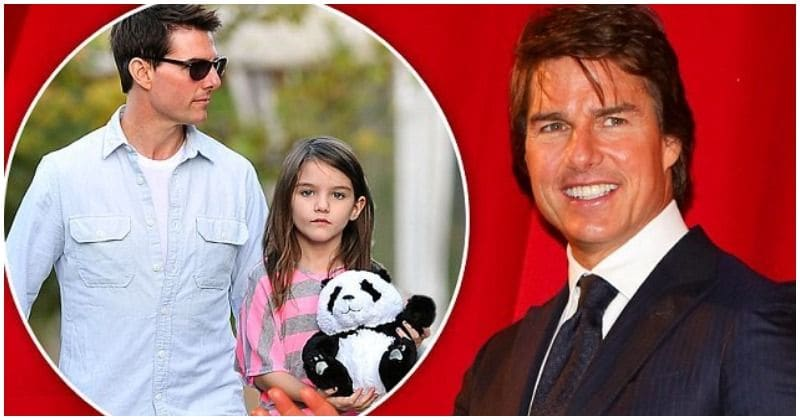 Is Tom Cruise leaving Scientology to  be with daughter Suri? Reports say yes!