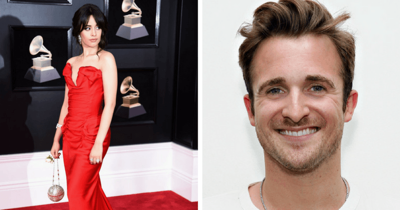 Camila Cabello gets cozy with life coach Matthew Hussey
