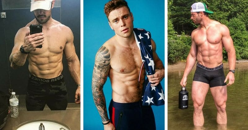 Meet the hottest male athletes at the 2018 Winter Olympic Games