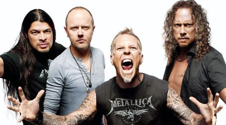 Metallica to receive the music world's 'Nobel Prize'