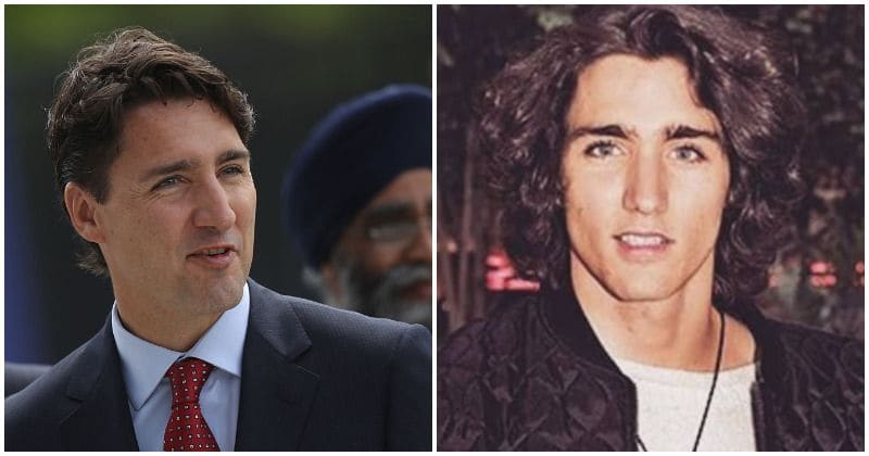 The Justin Trudeau photograph that's sending the world and all of peoplekind into meltdown