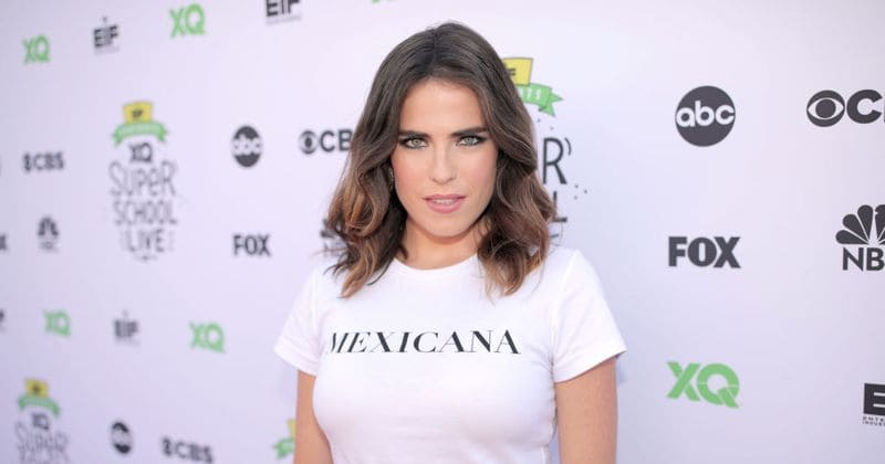 'How To Get Away With Murder' actress Karla Souza says she was raped by a director in Mexico