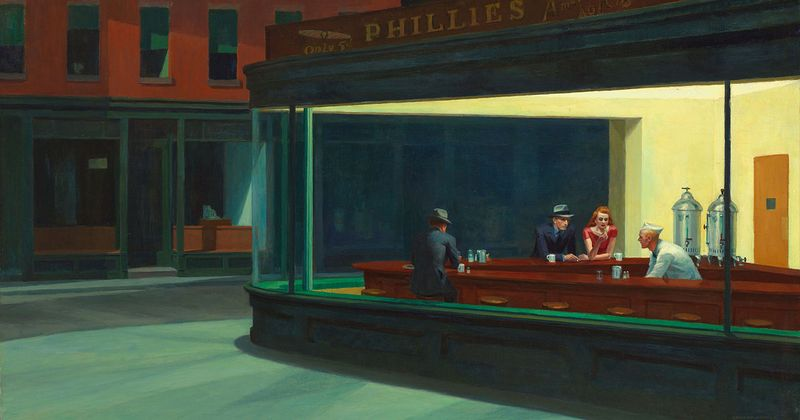 Nighthawks: How one painting came to heavily influence pop-culture, TV, cinema, and music