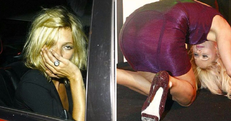 Drunk celebrities who were clearly having a good time